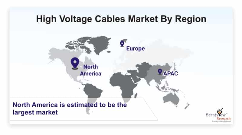 High-Voltage-Cables-Market-By-Region