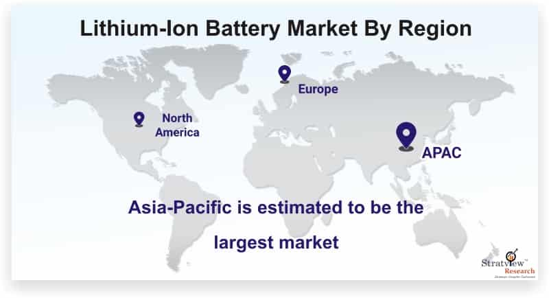 Lithium-Ion-Battery-Market-By-Region