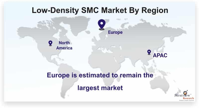 Low-Density-SMC-Market-By-Region