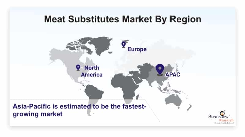 Meat-Substitutes-Market-By-Region