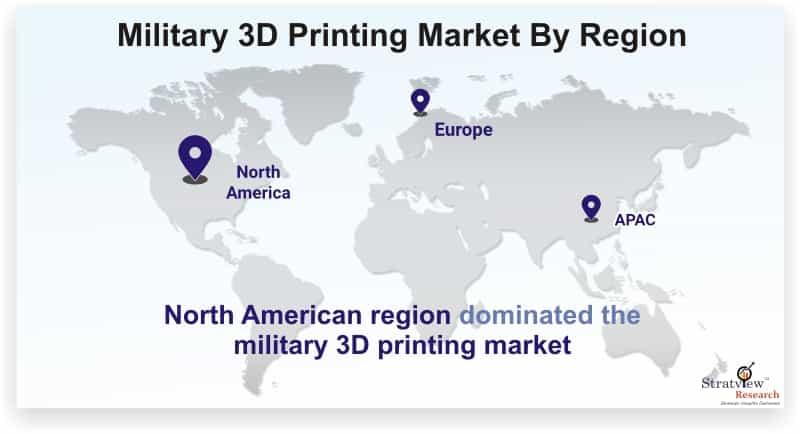 Military-3D-Printing-Market-By-Region