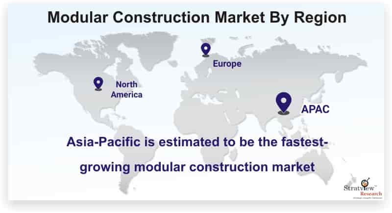 Modular-Construction-Market-By-Region