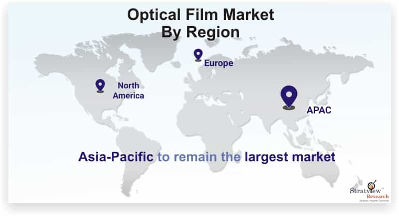 Optical-Film-Market-By-Region