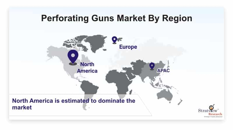 Perforating-Guns-Market-By-Region