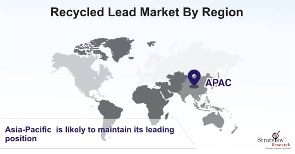 Recycled-Lead-Market-by-Region