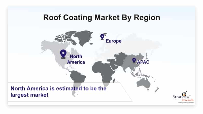 Roof-Coating-Market-By-Region