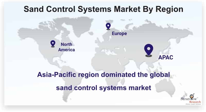 Sand-Control-Systems-Market-By-Region