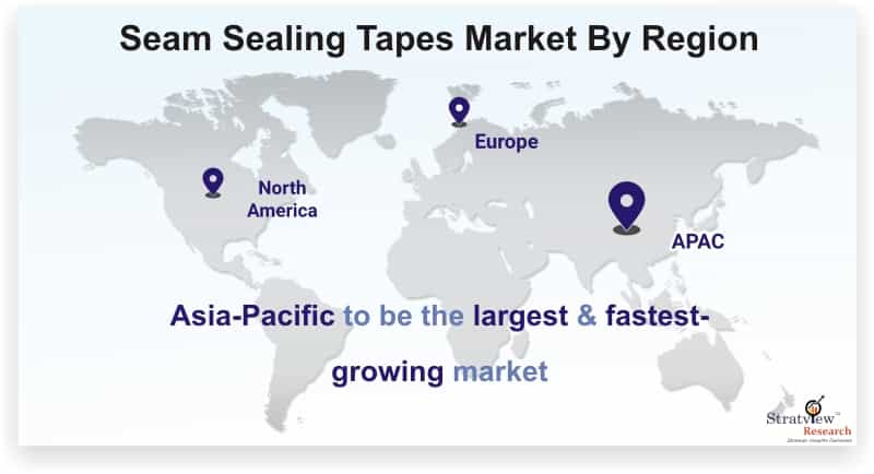 Seam-Sealing-Tapes-Market-By-Region