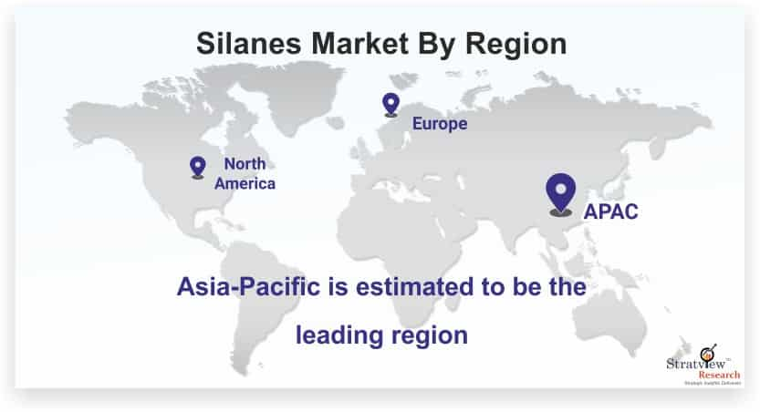 Silanes-Market-By-Region