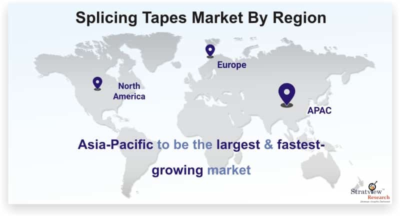 Splicing-Tapes-Market-By-Region