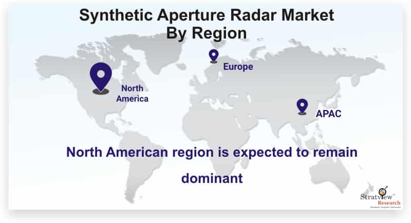 Synthetic-Aperture-Radar-Market-By-Region