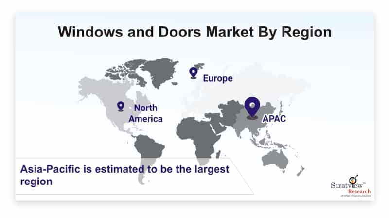 Windows-and-Doors-Market-By-Region