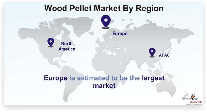 Wood-Pellet-Market-By-Region