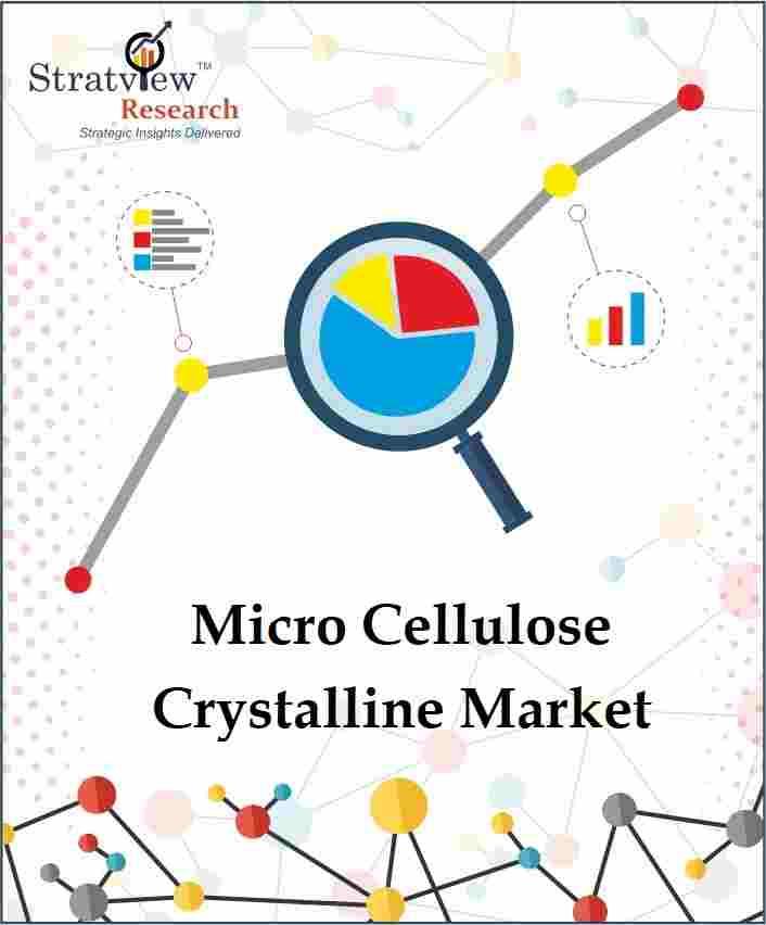 Micro Cellulose Crystalline Market
